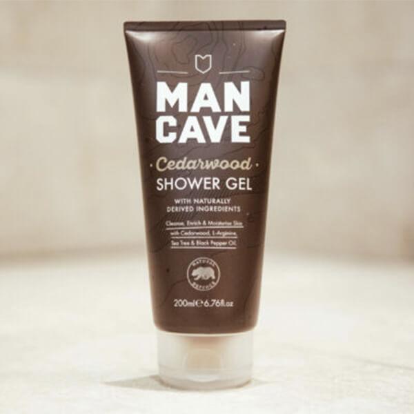 Man cave showergel
