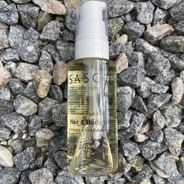 Hår og krops oile sasco