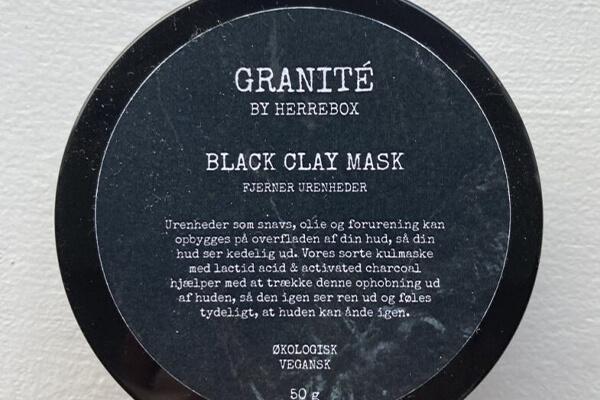 Black amaks fra herrebox