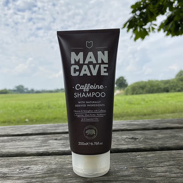 man cave shampoo