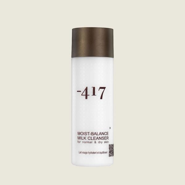 facial cleanser minus 417